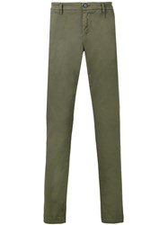 Re Hash Classic Chinos Green