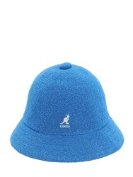 Kangol Bermuda Casual Bucket Hat Blue