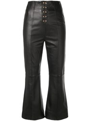 Alice Mccall Sweet Street Leather Trousers 60
