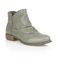 Lotus Caitlin Ankle Boots Green