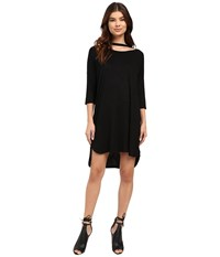 Culture Phit Arbor Dolman Sleeve Dress Black Women's Dress