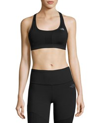 The North Face Stow N Go Iv Sports Bra For A B Cups Black