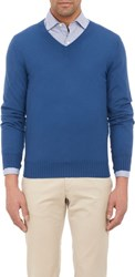 Fioroni Summer Duvet Sweater Blue