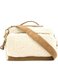 Pierre Hardy Reporter Shoulder Bag White