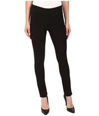 Liverpool Sienna Contour 4 Way Stretch Pull On Super Skinny Leggings In Black Black Women's Casual Pants