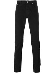 Pt05 Stretch Skinny Jeans Black