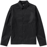 Paul Smith Twill Coach Jacket Black