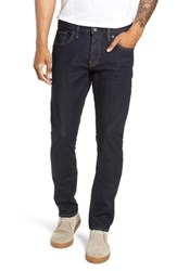 Silver Jeans Co. Ashdown Slim Straight Fit Indigo