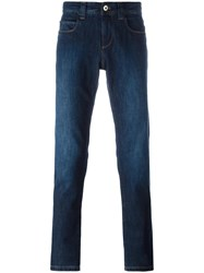 Loro Piana Slim Fit Jeans Blue
