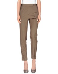 Paul Smith Black Label Trousers Casual Trousers Women Khaki