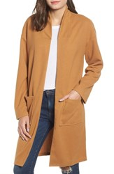 Leith Midi Coat Tan Dale