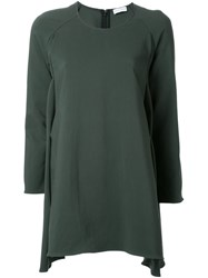 Scanlan Theodore Trapeze Top Green