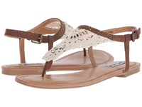 Not Rated Crochet Me Down Tan Women's Sandals
