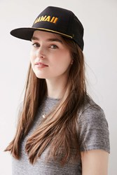 Urban Outfitters Say What Trucker Hat Black