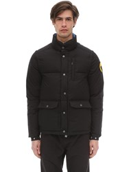 Ciesse Piumini Dakota Cotton Down Jacket Black
