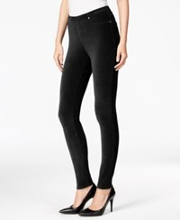 Styleandco. Style Co. Petite Corduroy Leggings Only At Macy's Deep Black