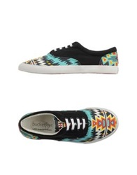 Bucketfeet Low Tops And Trainers Black