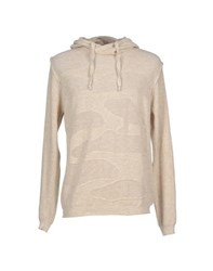 Gaudi' Knitwear Jumpers Men Beige