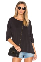 Cupcakes And Cashmere Matty Tee Black