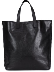 Saint Laurent Classic Shopper Tote Black