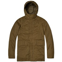 Acne Studios New Montreal Parka Army Green
