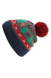 Junior Women's Capelli Of New York 'Christmas Tree' Beanie
