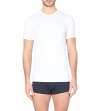 Ralph Lauren Two Pack Cotton Crew Neck Tshirts White