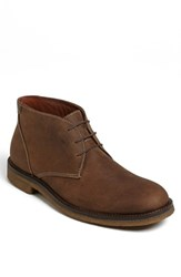 Men's Johnston And Murphy 'Copeland' Suede Chukka Boot Tan