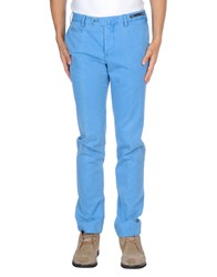 Pt01 Denim Denim Trousers Men Pastel Blue
