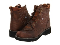 Ariat Probaby Lacer Driftwood Brown Cowboy Boots
