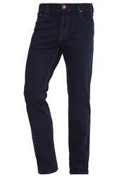 Bugatti Nevada Straight Leg Jeans Marine Dark Blue