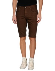 Emerica Denim Bermudas Dark Brown