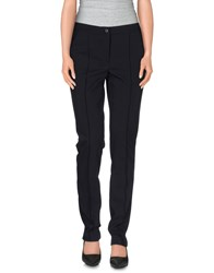 Nuvola Trousers Casual Trousers Women Black