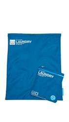 Flight 001 Go Clean Laundry Bag Blue