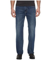 Rock And Roll Cowboy Double Barrel Jeans M0s9479 Dark Wash Men's Jeans Navy