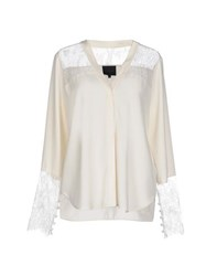 Hotel Particulier Shirts Shirts Women Ivory