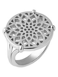 Links Of London Timeless Sterling Silver Coin Ring