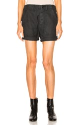 The Great Army Shorts In Black