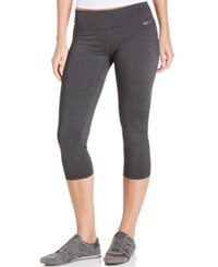 Calvin Klein Performance Active Capri Leggings Heather Grey