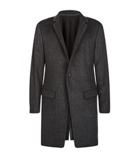 Allsaints Fido Coat Male Grey