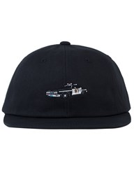 Huf X Chocolate Sf Cop Car 6 Panel Cap