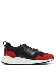 Buscemi Ventura Trainers Black Red