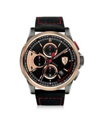 Ferrari Formula Italia S Stainless Steel Men's Chrono Watch Multicolor