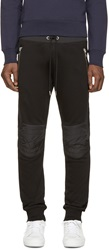 Diesel Black P Jagger Lounge Pants