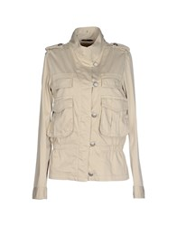 Rare Ra Re Coats And Jackets Jackets Women Beige