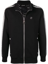 Philipp Plein Track Jacket Black