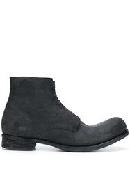 A Diciannoveventitre Classic Ankle Boots Black