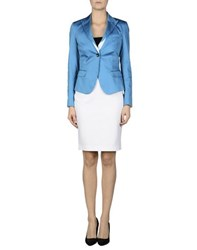 Montecore Suits And Jackets Women's Suits Women Turquoise