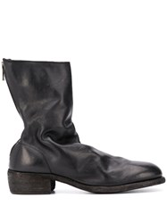 Guidi Worn Effect Boots 60