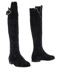O Jour Footwear Boots Women Black